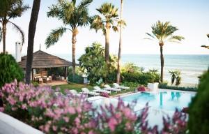 Pool Bar Marbella Club