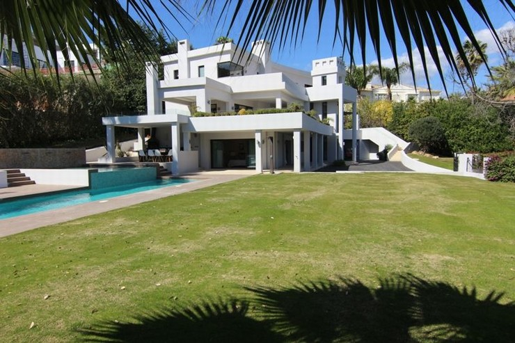 Renovated villa Marbella