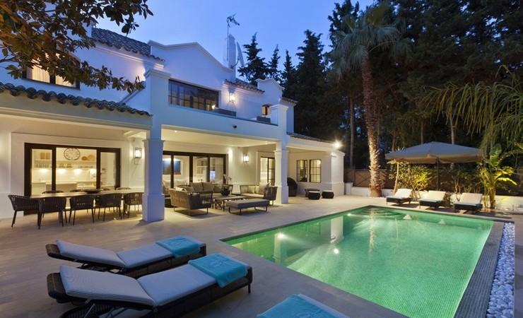 Golden Mile villa