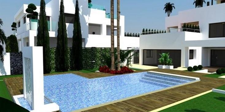 Modern Villa On The Golden Mile
