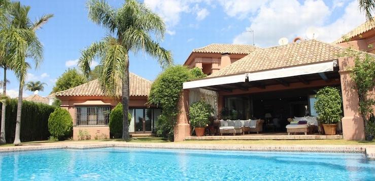 Villa Los Naranjos Golf, Marbella