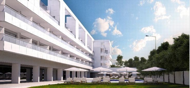 San Pedro beachside apartments