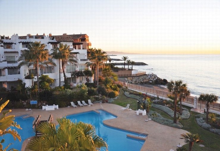 Luxury Penthouse Marbella