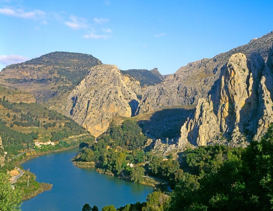 El Chorro Andalucia