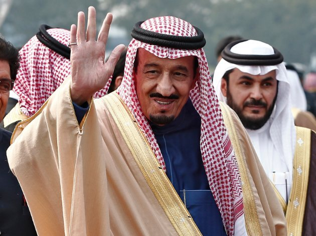 King Salman bin Abdulaziz of Saudi Arabia,