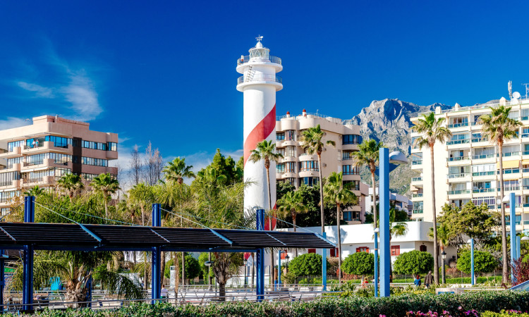 Marbella Lighthouse