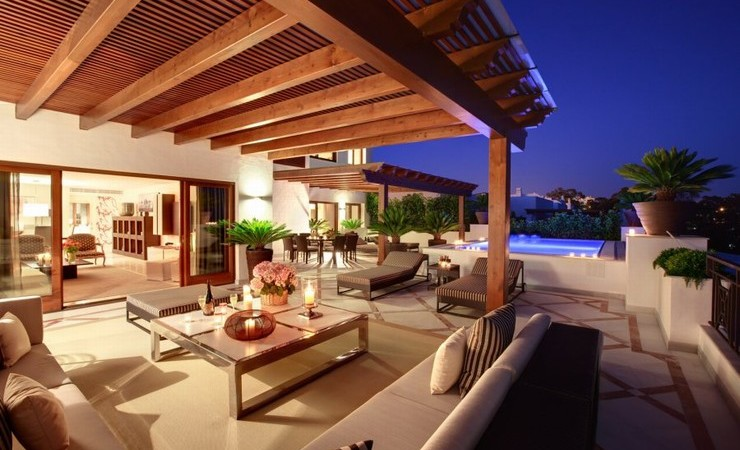 THE PINNACLE OF LUXURY LIVING Marbella Direct