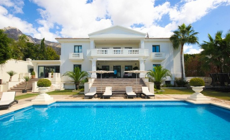 Sierra Blanca Villa, Marbella Direct