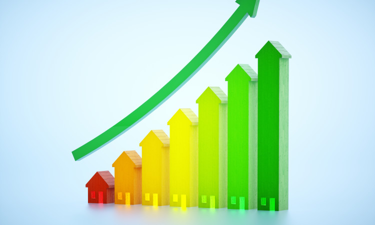 Property price rise