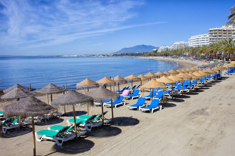 Marbella summer