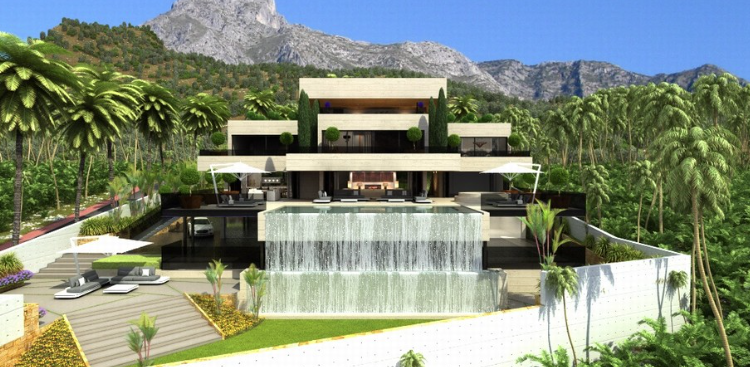 Villas for sale Sierra Blanca